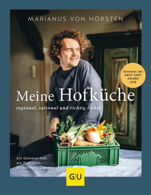 Kochbuch von Marianus von Hörsten: Meine Hofküche
