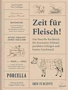 Kochbuch von Sarah Krobath & Peter Troißinger: Zeit für Fleisch!