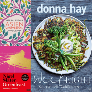 Neue Kochbücher Frühjahr 2020: Grünes auf dem Teller