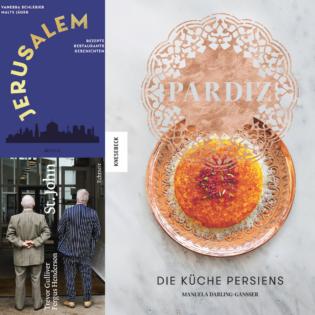 Neue Kochbücher Frühjahr 2020: Die ganze Welt auf dem Teller