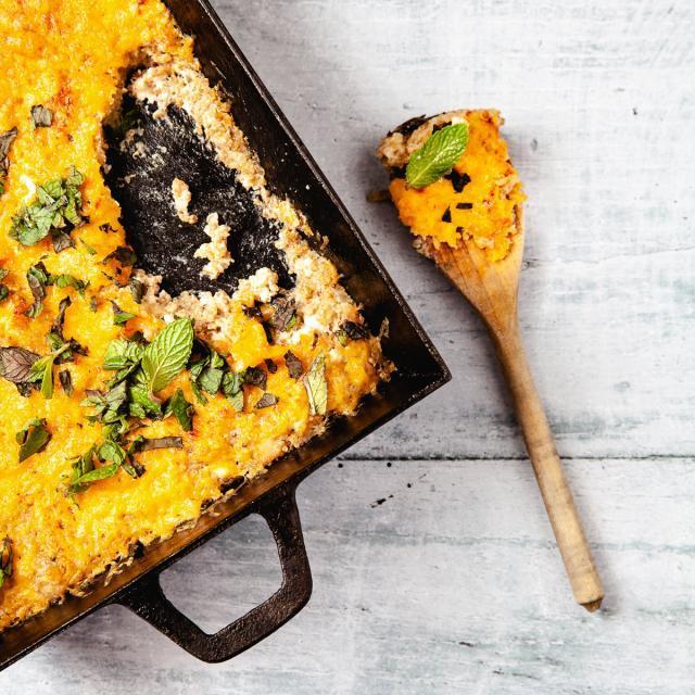 Rezept von Martin Morales: Quinoa-Käse-Quinotto