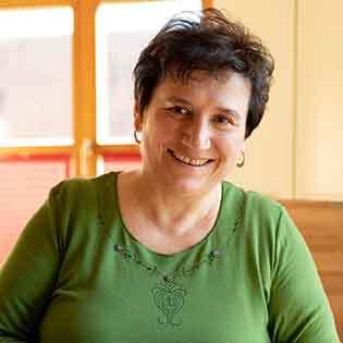 Kochbuchautorin Johanna Aust