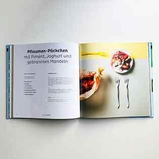 Kochbuch von Sandra Schumann & Julia Schmidt: In Hülle und Fülle