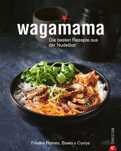 Kochbuch von Wagamama: Wagamama