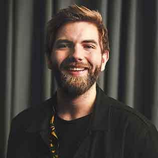 Kochbuchautor Søren Staun Petersen