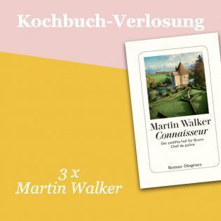 Kochbuch-Verlosung im Juni: 3 x Martin Walker