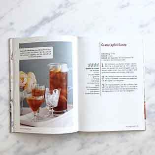 Getränkebuch: Eistee – selbst gemacht!