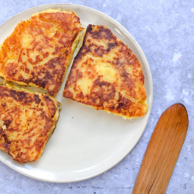 Rezept von Niki Segnit: Irische Kartoffel-Farls