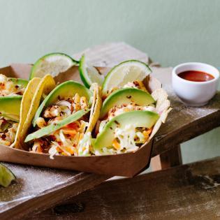 Rezept von James Porter: Baja Fish Tacos