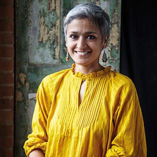 Kochbuchautorin Chetna Makan