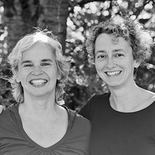 Kochbuchautorinnen Christiane Leesker & Vanessa Jansen