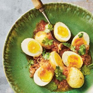 Rezept von Meo Kross: Schwiegersohn-Eier