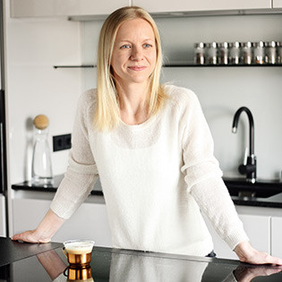Kochbuchautorin Ursula Schersch