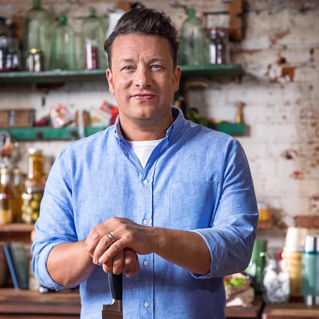 Interview: Kochbuchautor Jamie Oliver