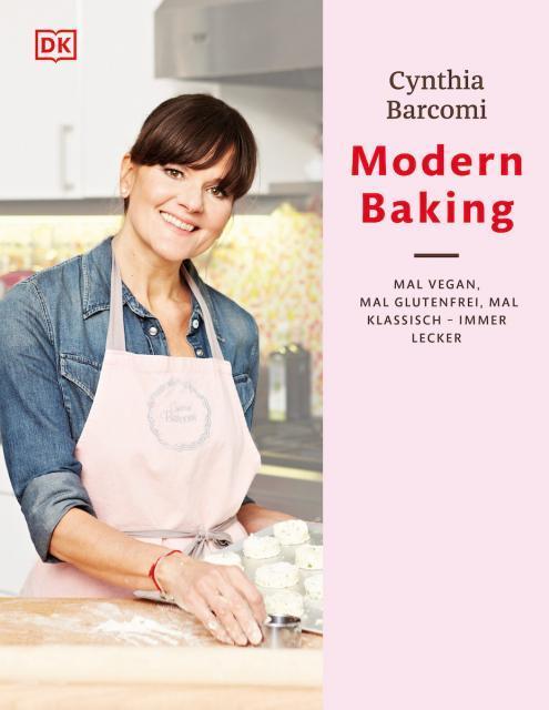 Neuerscheinung: Modern Baking von Cynthia Barcomi