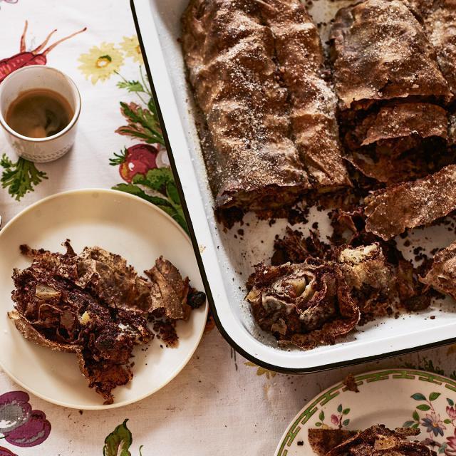 Rezept von aus Pasta Tradizionale: Pierinas Crescia sfogliata