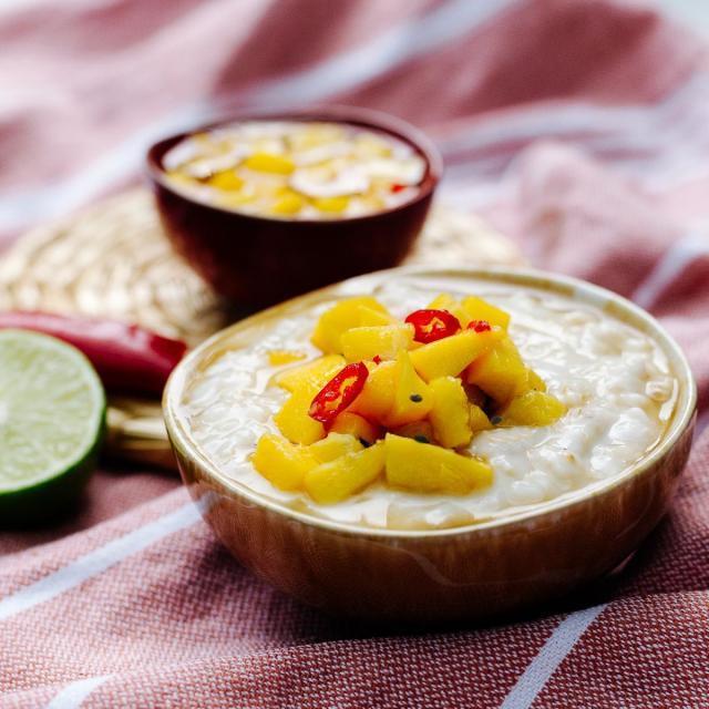Rezept von Wagamama: Kokosporridge