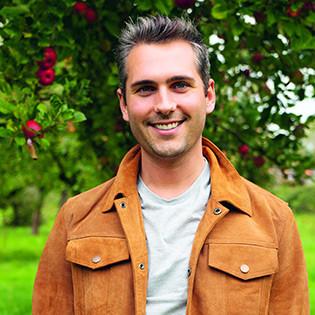 Kochbuchautor James Rich