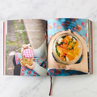 Kochbuch von Claudia Schilling: Hin und weg