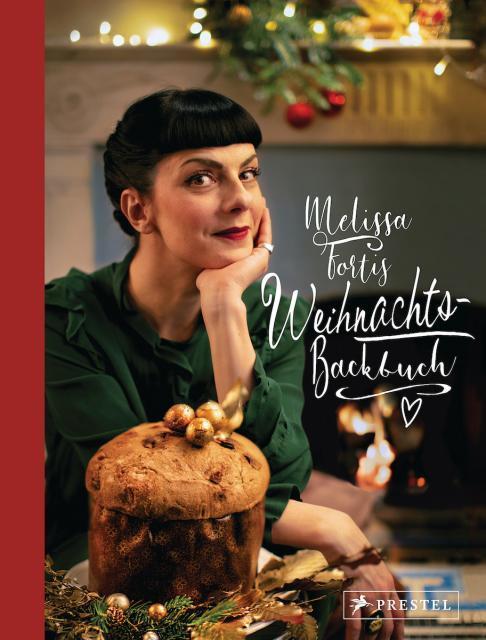 Neuerscheinung: Melissa Fortis Weihnachts-Backbuch