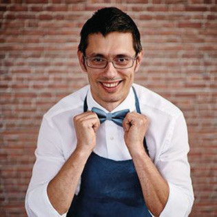 Kochbuchautor Daniele Reponi