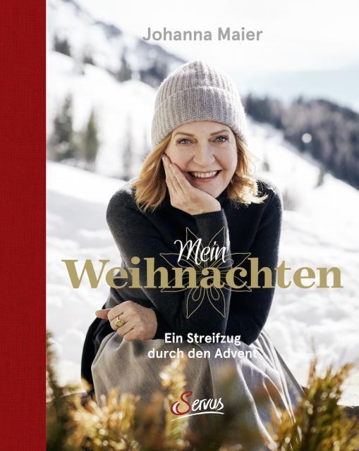 Neuerscheinung: Mein Weihnachten von Johanna Maier