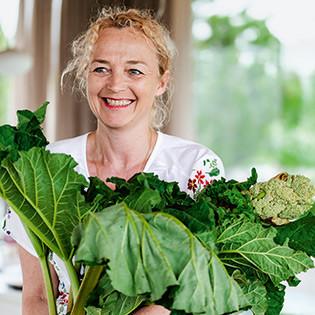 Kochbuchautorin Karin Kaufmann