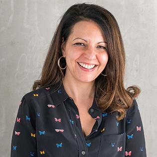 Kochbuchautorin Kathy Kordalis