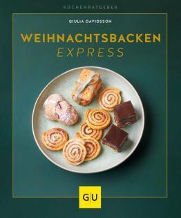 Neuerscheinung: Weihnachtsbacken express von Giulia Davidsson