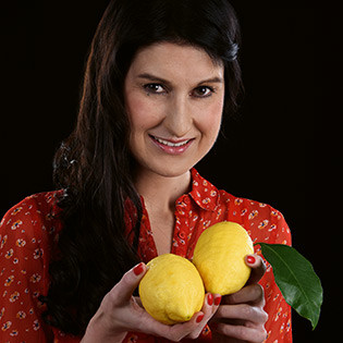 Kochbuchautorin Sarah Thor