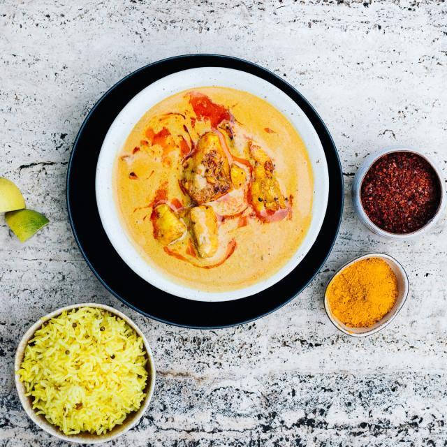 Rezept von Sonal Ved: Kokos-Fisch-Curry