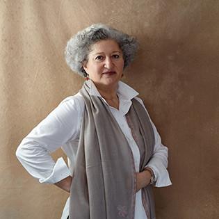 Kochbuchautorin Anissa Helou