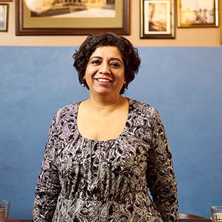 Kochbuchautorin Asma Khan