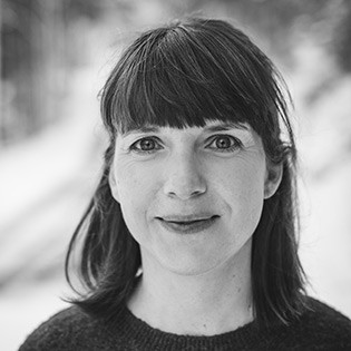 Kochbuchautorin Bernadette Wörndl
