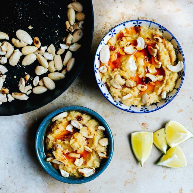 Rezept von John Gregory-Smith: Kichererbsen mit Zitronen nach Akra-Art