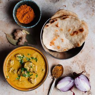 Rezept von Sonal Ved: Mild gewürztes Lammfleisch