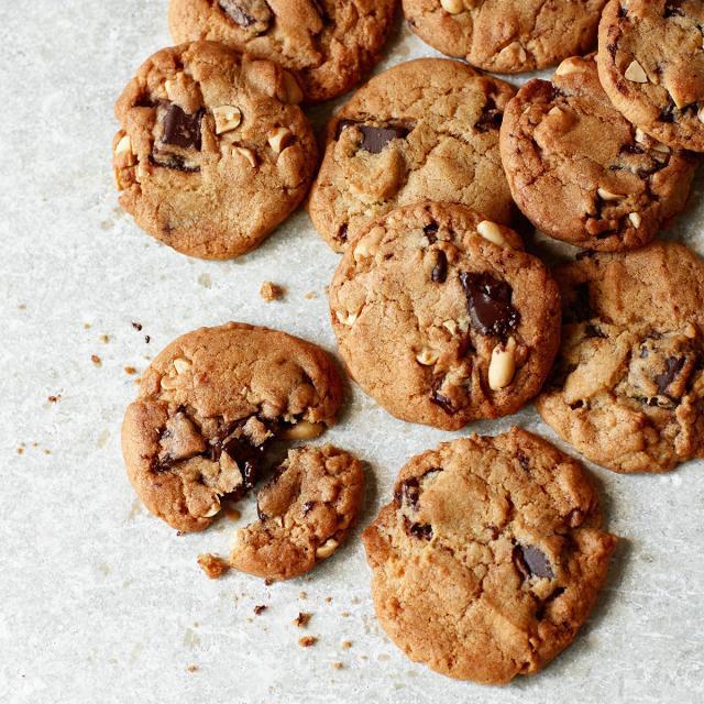 Rezept von Cynthia Barcomi: Vegane Chocolate Chip Cookies