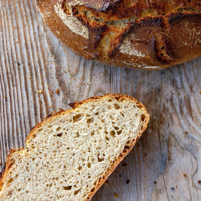 Rezept von Lutz Geißler: Hafer-Dinkel-Brot