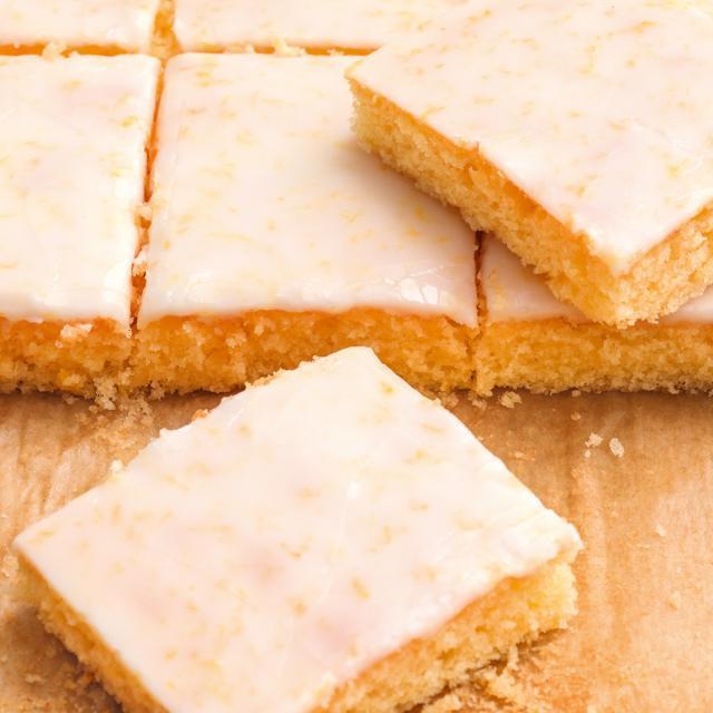 Rezept von Anna Walz: Zitronen-Blechkuchen