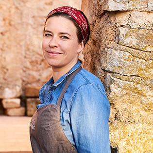 Kochbuchautorin Caroline Fabian