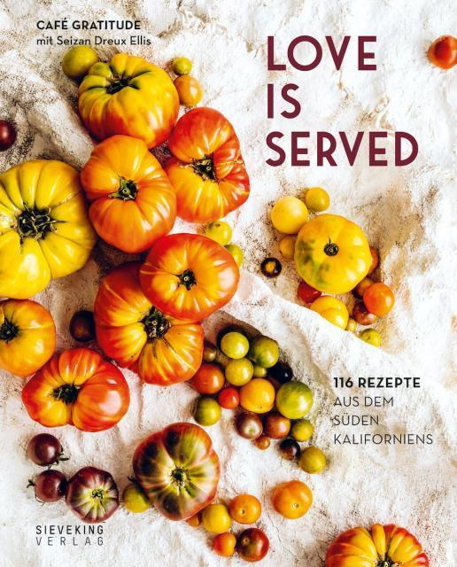 Neuerscheinung: Love is served
