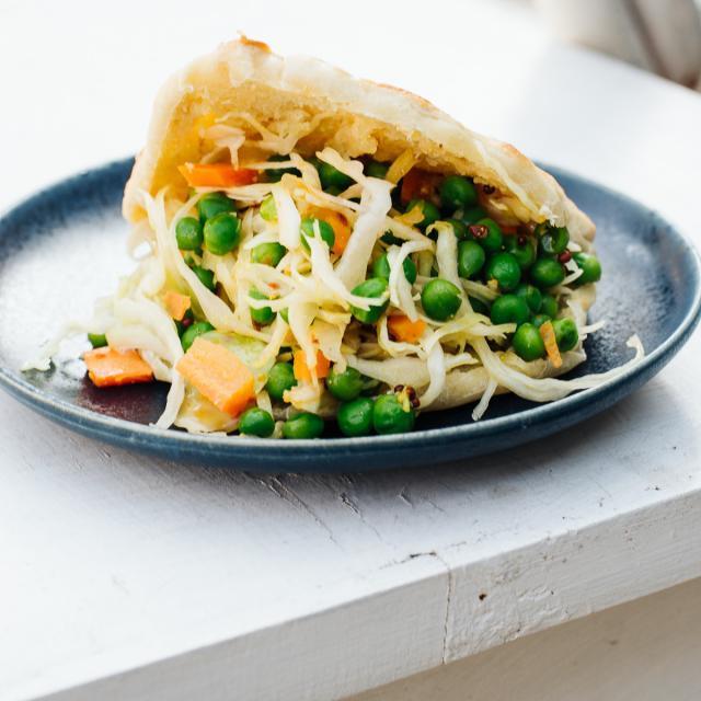 Rezept von Chetna Makan: Sabji mit Weißkohl