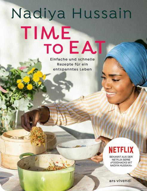 Kochbuch von Nadiya Hussain: Time to eat