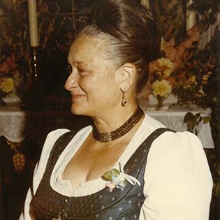 Backbuchautorin Nanette Herz