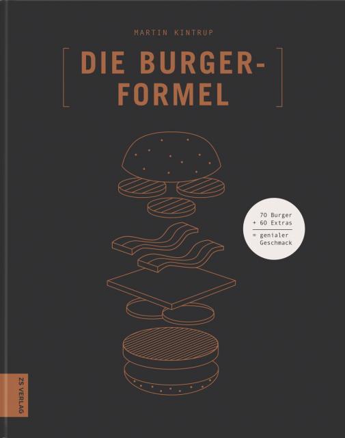 Neuerscheinung: Die Burger-Formel