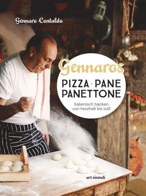 Neuerscheinung: Gennaros Pizza, Pane, Panettone