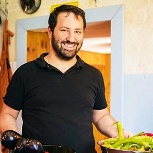 Kochbuchautor Ofir Raul Graizer (© Manuel Krug)