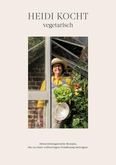 Neuerscheinung: Heidi kocht vegetarisch