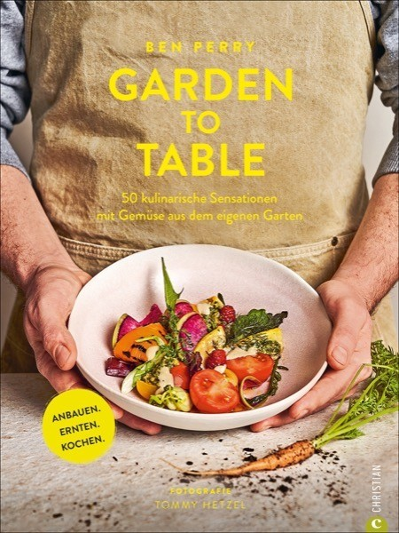 Neuerscheinung: Garden to Table