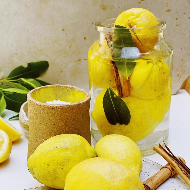 Rezept von Jamie Oliver: Eingelegte Zitronen